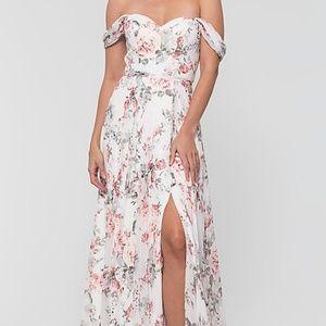 Formal dress - Floral